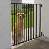 Dog Barrier Outdoor hundgrind - H 95 x B 84-152 cm