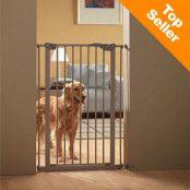 Savic Dog Barrier hundgrind  - Förlängningsdel: H 107 x 7 cm