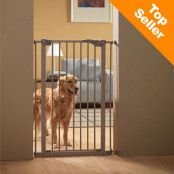 Savic Dog Barrier hundgrind  - H 75 x B 75-84 cm