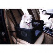Bilstol för små hundar - L 47,5 x B 38 x H 27,5 cm