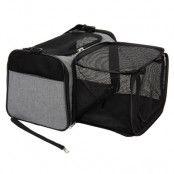 Onoen transportväska med hage - L 45 x B 26 x H 28,5 cm - grå