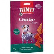 RINTI Chicko Plus vitlökshörn Ekonomipack: 3 x 225 g