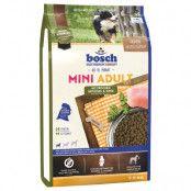 bosch Mini Adult Fjäderfä & hirs - 3 kg