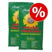 Ekonomipack: Markus-Mühle hundfoder 2 x 15 kg - Markus-Mühle Mini (2 x 5 kg)