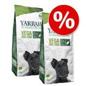 Ekonomipack: Yarrah Organic ekologiskt hundfoder  till lågpris! - Ekologisk kyckling (2 x 15 kg)