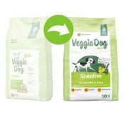 Green Petfood VeggieDog Grainfree - 4,5 kg ( 5 x 900 g)