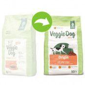 Green Petfood VeggieDog Origin - 4,5 kg (5 x 900 g)