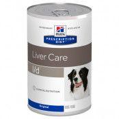 Hill's Prescription Diet l/d Liver Care Original hundfoder - Ekonomipack: 24 x 370 g