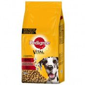 Pedigree Adult Maxi Beef & Rice - 15 kg