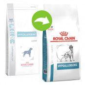 Royal Canin Veterinary Diet Canine Hypoallergenic - Ekonomipack: 2 x 14 kg