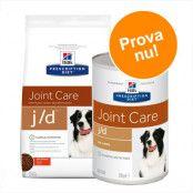 Blandpack: Hill's Prescription Diet Canine torr- och våtfoder - k/d Renal Health