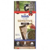 bosch Sensitive Anka & potatis - 15 kg