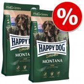Ekonomipack: 2 x stora påsar Happy Dog Supreme till lågt pris! - Sensible Toscana (2 x 12,5 kg)
