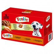Frolic Complete Fjäderfä, grönsaker & ris - 7,5 kg