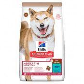 Hill's Science Plan Adult 1-6 No Grain Medium Tuna - 14 kg