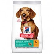 Hill's Science Plan Adult 1+ Perfect Weight Small & Mini Chicken 6 kg