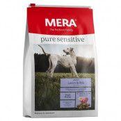 MERA pure sensitive Adult Lamm & ris - 12,5 kg