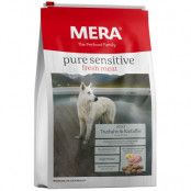 MERA pure sensitive fresh meat Kalkon & potatis, spannmålsfritt  12,5 kg