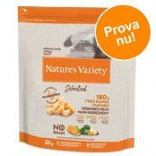 Provpack: 600 g Nature's Variety Selected Medium Adult Free Range Chicken - 600 g
