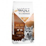 """Wolf of Wilderness Junior """"""""Soft - Wide Acres"""""""" - Chicken - 12 kg"""