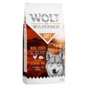 Wolf of Wilderness Soft - Wide Acres - Chicken - 1 kg