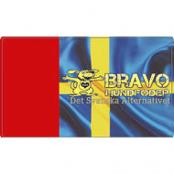 Bravo Plus med vom (grönsaker) 1,2 kg x 10 - Helkartong
