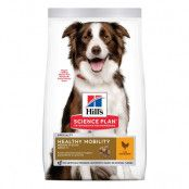 Ekonomipack: 2 x  Hill's Science Plan hundfoder - 1+ Healthy Mobility Small & Mini Chicken (2 x 6 kg)