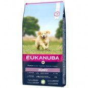 Eukanuba Puppy Large & Giant Breed Lamb & Rice - Ekonomipack: 2 x 12 kg