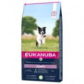 Eukanuba Puppy Small & Medium Breed Lamb & Rice - 12 kg
