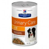 Hill's Prescription Diet c/d Multicare Urinary Care Stew  hundfoder - kyckling - 12 x 354 g