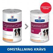 Hill's Prescription Diet i/d Digestive Care hundfoder - kalkon - 12 x 360 g