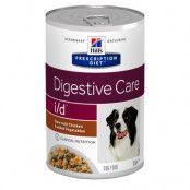 Hill's Prescription Diet i/d Digestive Care Stew hundfoder - kyckling  - 12 x 354 g