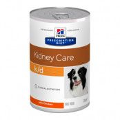 Hill's Prescription Diet k/d Kidney Care Original hundfoder - Ekonomipack: 24 x 370 g