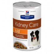 Hill's Prescription Diet k/d Kidney Care Stew hundfoder - kyckling - 12 x 354 g