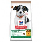 Hill's Science Plan Puppy <1 No Grain Chicken - Ekonomipack: 2 x 14 kg