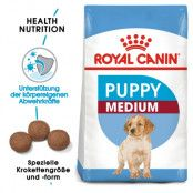 Royal Canin Medium Puppy - Ekonomipack: 2 x 15 kg