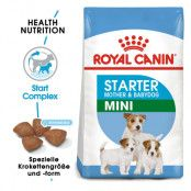 Royal Canin Mini Starter Mother & Babydog - 8,5 kg