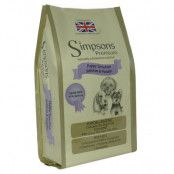 Simpsons Premium Puppy Sensitive Salmon & Potato - 12 kg