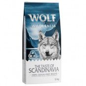 Wolf of Wilderness - The Taste Of Scandinavia - 12 kg