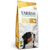 Yarrah Organic ekologiskt hundfoder med kyckling & spannmål - Ekonomipack: 2 x 15 kg