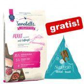 10 kg Sanabelle + 12 x 20 Dental Snack på köpet! - Sterilized