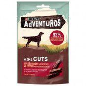 AdVENTuROS Mini Cuts Vildsvin - 7 x 70 g