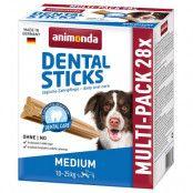 Animonda Multipack Dental Sticks Medium 4 x 180 g - 4 x 180 g (28 sticks)