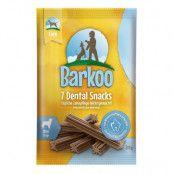 Barkoo Dental Snacks - Medelstora hundar (7 st)