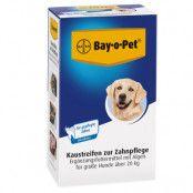 Bay-o-pet Dental Care tuggbitar för stora hundar - Ekonomipack: 3 x 140 g