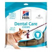 Hill's Dental Care Chews hundgodis - 6 x 170 g