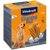 Vitakraft Dental 3in1 Medium Multipack - 4 x 180 g