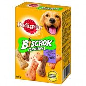 Pedigree Biscrok i 3 smarriga smaker 500 g