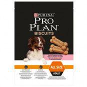 Pro Plan Biscuits Lax & ris - Ekonomipack: 2 x 400 g