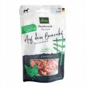 HUNTER Lifestyle hundgodis 70 g - Made with Love - Kyckling, blåbär & tranbär